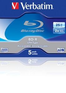 Verbatim BD-R LTH 25 ГБ – новое слово в мире оптических носителей