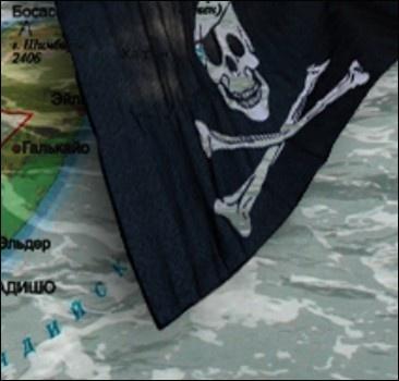 Пираты ведут судно с украинцами в открытый океан