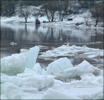 Украина боится воды