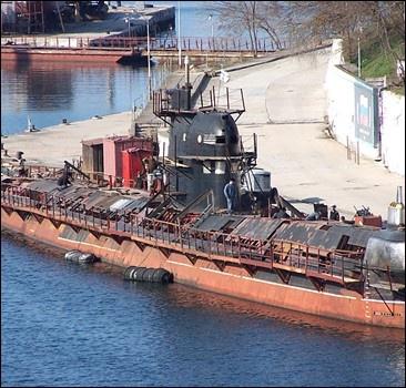 """Субмарину """"Запорожье"""" в море выведут ветераны?"""