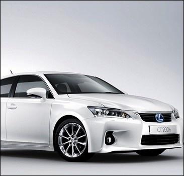 Lexus показал миру новую модель.