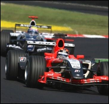 Начало Гран-при Бахрейна принесло первую сенсацию