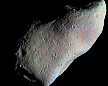 Разрушенные астероиды могут восстанавливаться очень быстро