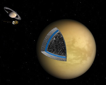 Составлена подробная геологическая карта Титана