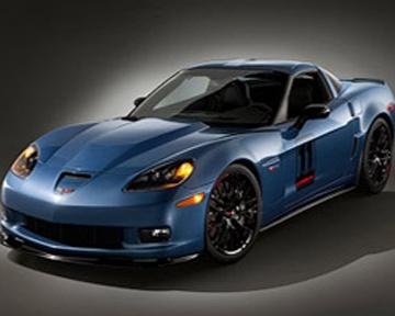 Chevrolet представила юбилейную спецверсию Corvette