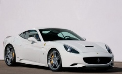 Ателье Novitec Rosso сделало суперкар Ferrari California мощнее