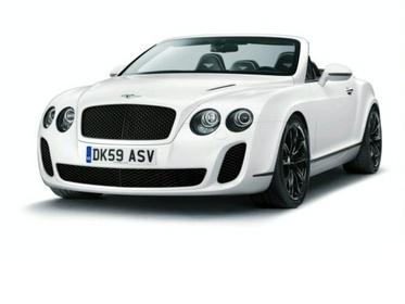 Начиная с июня текущего года все автомобили семейства Bentley Continental