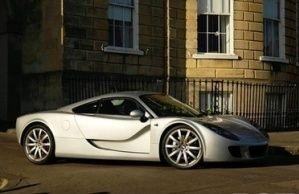 Ginetta объявила о приобретении фирмы Farbio Sports Cars