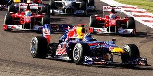 Масса: Болиды Red Bull не самые быстрые