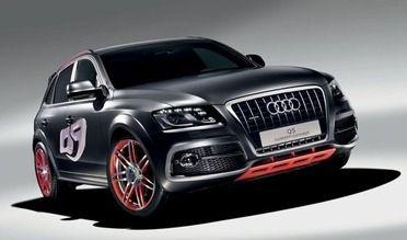 Audi работает над «горячими» версиями кроссовера Q5?