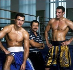 Братья Кличко рассказали, кого хотят себе в соперники