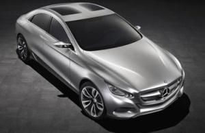 AMG готовит «заряженную» версию нового седана Mercedes-Benz автоновости
