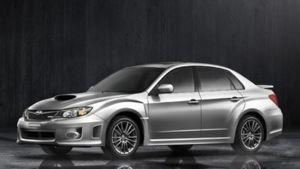 Автомобили Subaru Impresa WRX станут похожими на STi