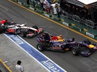 McLaren сомневается в честности Red Bull