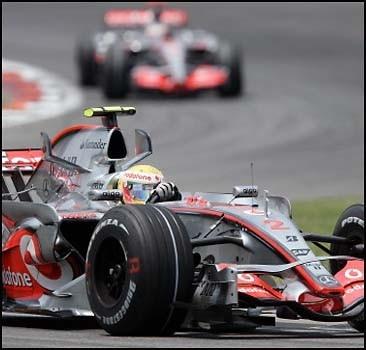 На Формуле-1 хотят избежать проблем