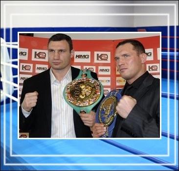 Сосновски обещает удивить весь мир победой над Кличко