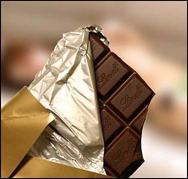 Горький шоколад: сладкая жизнь!