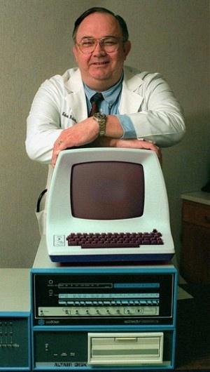 Умер создатель первого персонального компьютера