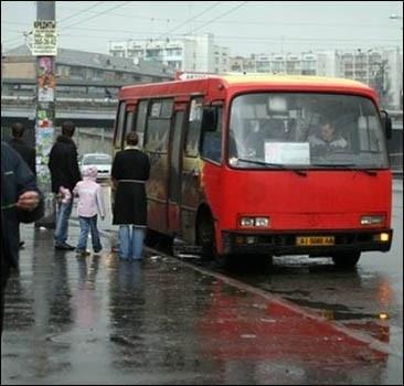 В Запорожье водителей маршруток вносят в черный список