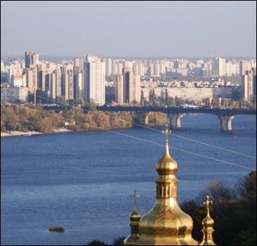 Киев превратят в город-сад