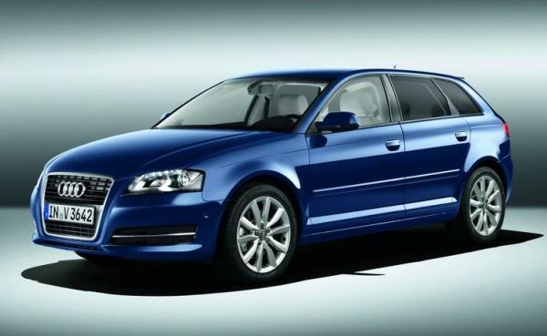 Компания Audi модернизирует A3 2011 модельного года