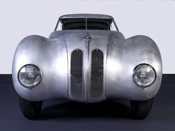 BMW готовит концептуальное купе «из прошлого»