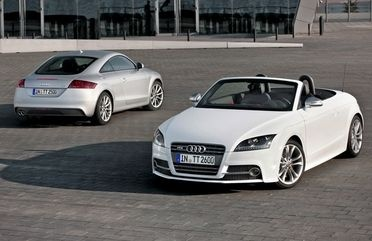 Audi рассказала об обновленной версии TT