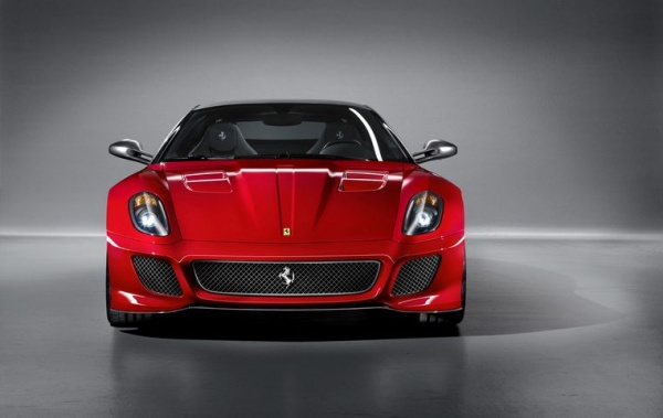 Ferrari 599 GTO - официальная информация