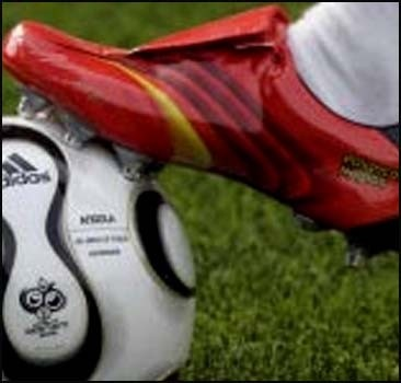 Футболист умер во время матча