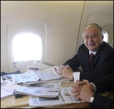 Президент Качиньский погубил себя сам?