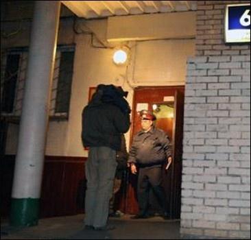 В Москве расстреляли ветеранов войны