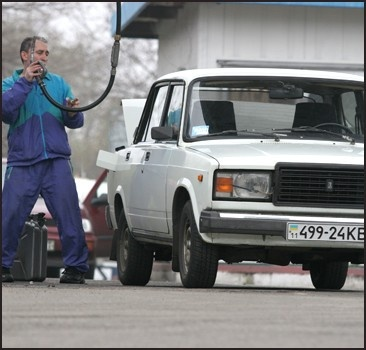 """Бензиновый """"шок"""" в Украине отменяется?"""