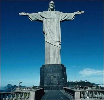 Символ Рио-де-Жанейро пострадал от вандалов