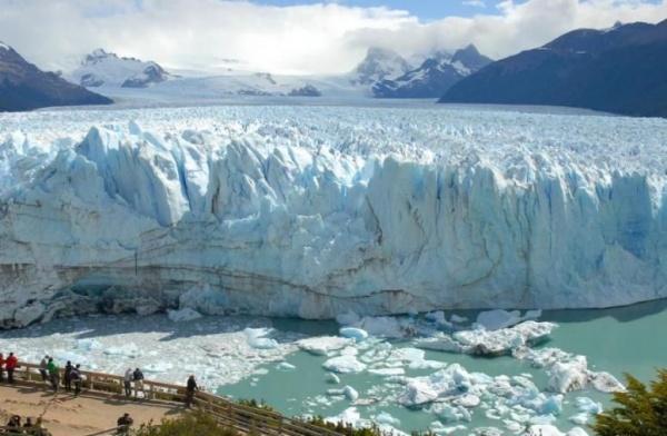 Ледник Перито - Морено в Аргентине