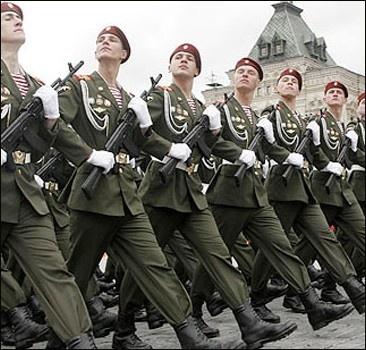 Украинские военные выйдут на парад в Минске
