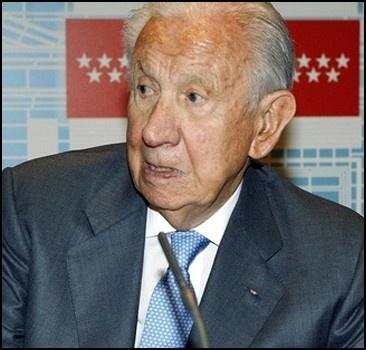 Скончался почетный президент МОК Хуан Антонио Самаранч