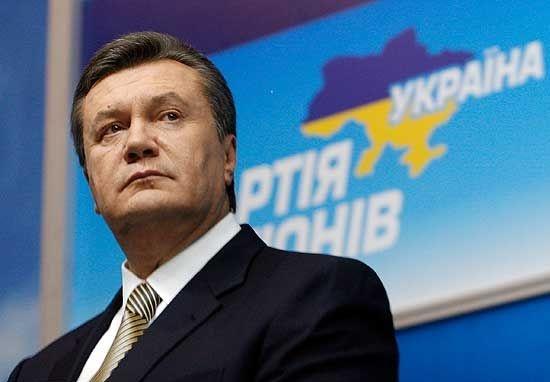 В ПР не нарадуются решением Януковича по ЧФ РФ