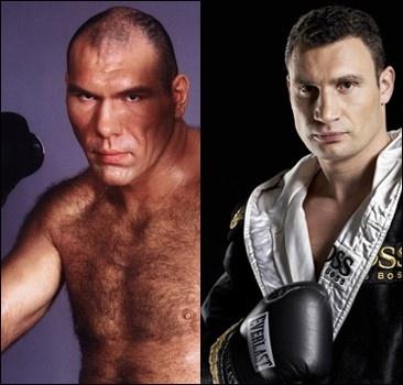 Валуев получил шанс на бой с Кличко