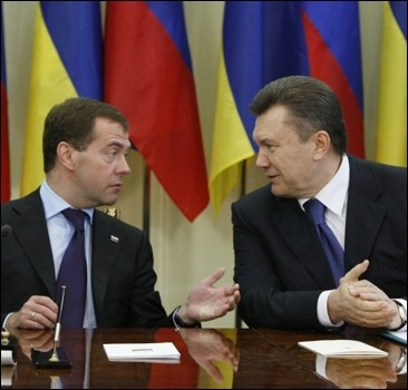 Пакт Януковича-Медведева повысит температуру в Украине