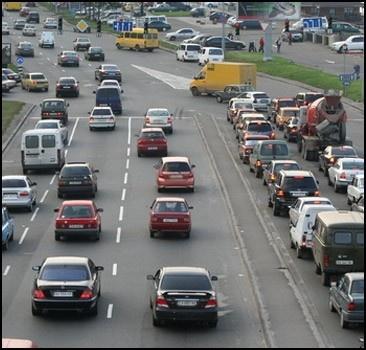 Украинские дороги возвращаются в норму