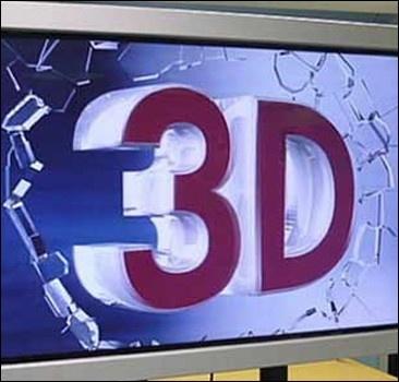 Началась продажа 3D-телевизоров
