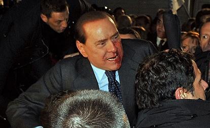 В Италии судят миланца, совершившего нападение на Берлускони