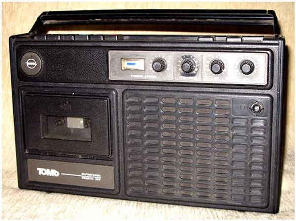двухдорожечный магнитофон