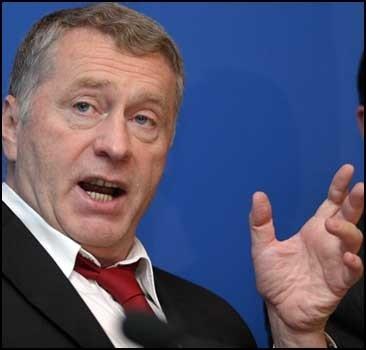 Жириновский предлагает Украине обменять Крым на дешевый газ