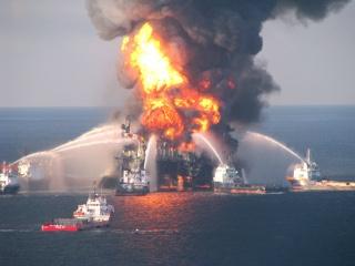 США грозит экологическая катастрофа