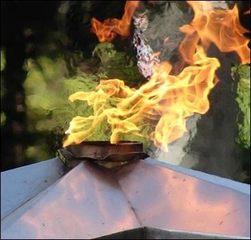 В Украине нет денег на Вечный огонь