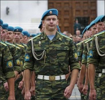 В Киеве высадился военный десант из Москвы и Минска