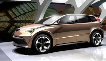 Компания Lotus показала пассажирский автомобиль будущего