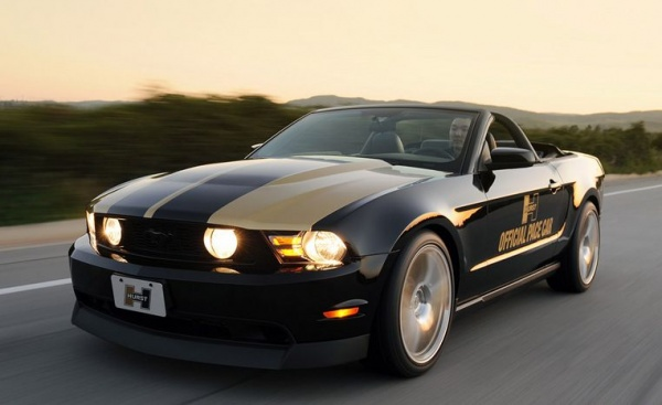 Hurst Mustang Pace Car - один экземпляр в мире
