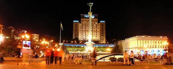 Центр Киева 4-9 мая будет перекрыт